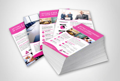 promotion-flyers